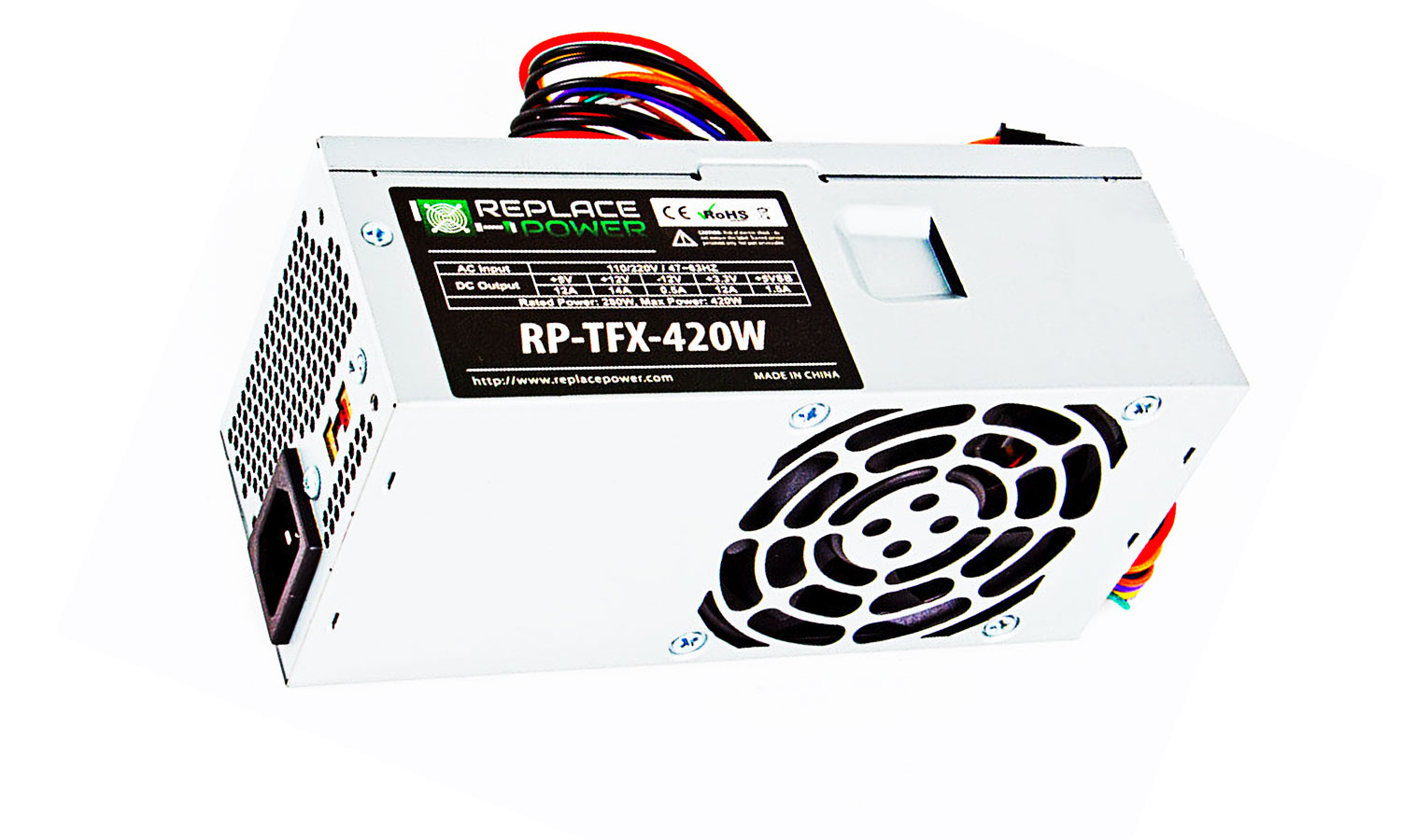 Image is loading Replace-Power-Supply-for-HP-Pavilion-Slimline-S5000-