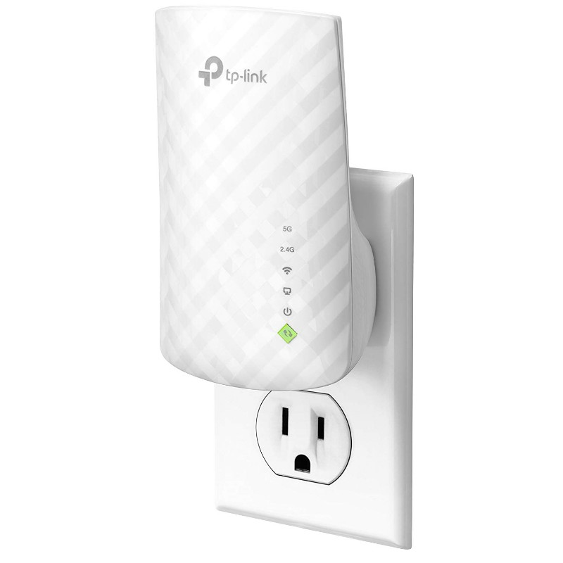 Tp Link Ac750 Dual Band Wifi Range Extender Access Point Repeater W